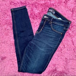 ❌SOLD Hollister Skinny Jean Legging sz 7